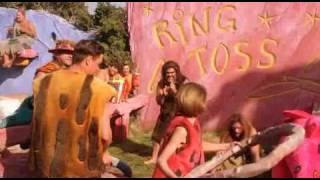 Kristen Stewart in the Flintstones