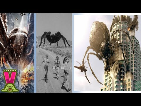 Top 10 Largest Spiders Ll Movies