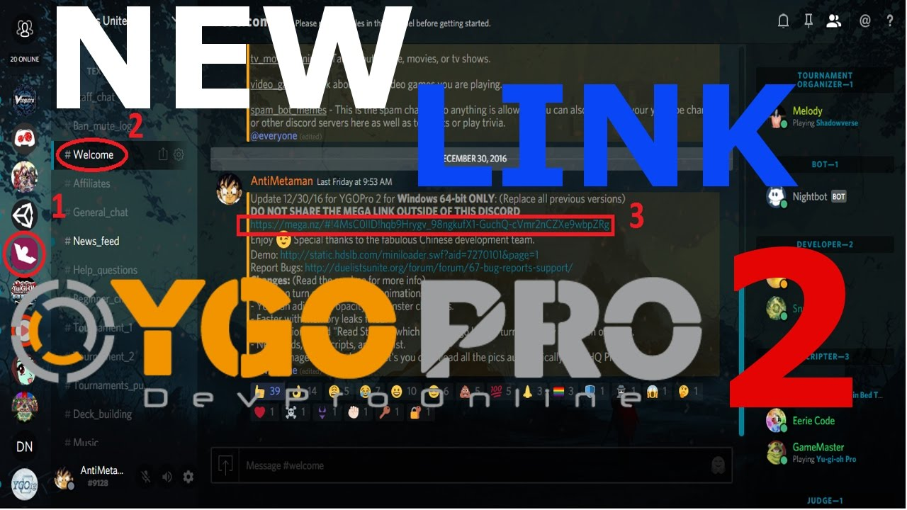 HOW TO DOWNLOAD YGOPRO 2 EASIEST ON YOUTUBE!(Download & Play