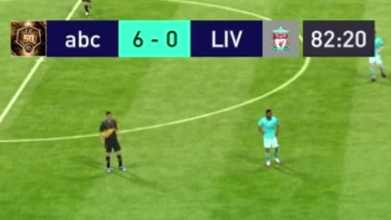 FIFA MOBILE 後半80分からの見所を求める実況