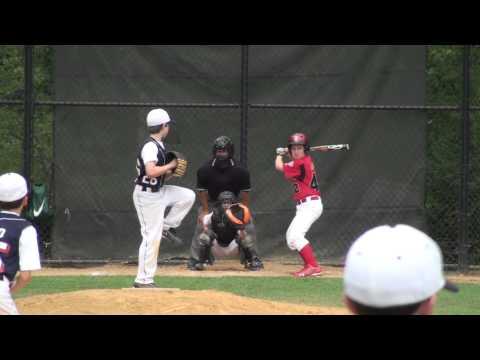 2012 Mt Olive Marauders 11u Travel Baseball 07-14-2012 In Basking Ridge Tournament