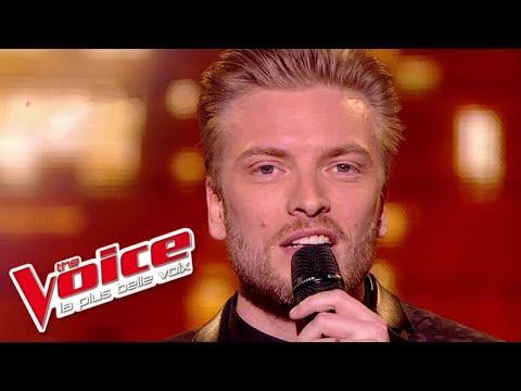 Alain Souchon – Foule Sentimentale | Guilhem Valayé | The Voice France 2015 | Demi-Finale