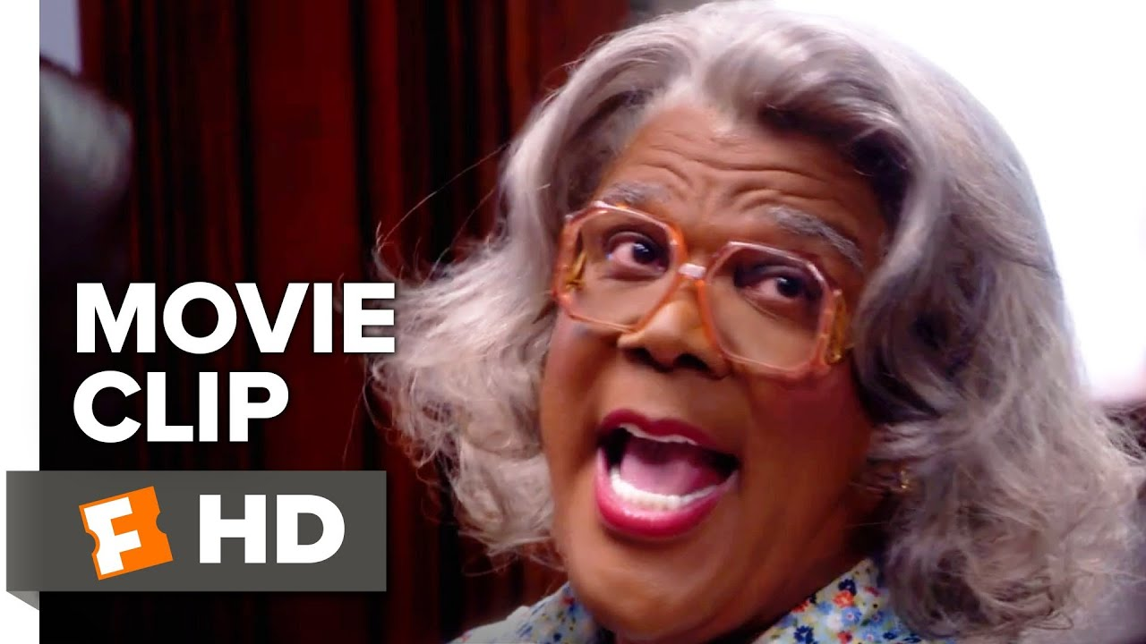 Download A Madea Family Funeral Movie Clip - O.G.M.A.D.E.A (2019)   Movieclips Coming Soon