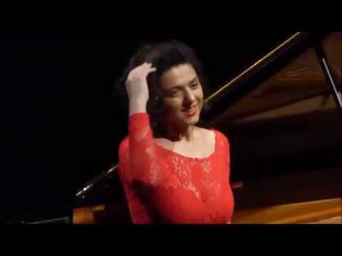 Khatia Buniatishvili München Recital 2017 Encores- Liszt Rachmaninoff