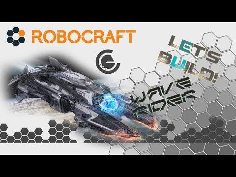 ROBOCRAFT [Let's Build!] [Hover] Wave rider [Cruiser] |