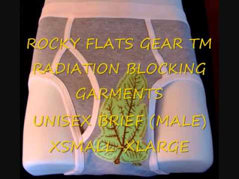 Airport Scanner Privacy Radiation Protecting underwear