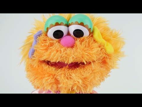 Zoe Doll - Sesame Stre...