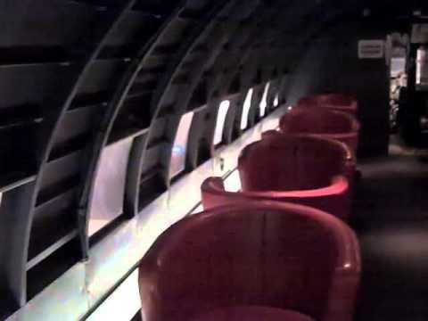 Vintage Airplane Restaurant