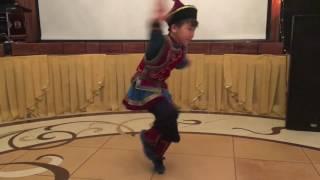 Бурятский танец Базаров