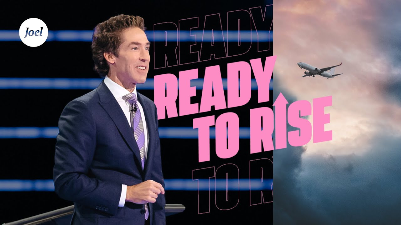 Download Ready To Rise   Joel Osteen
