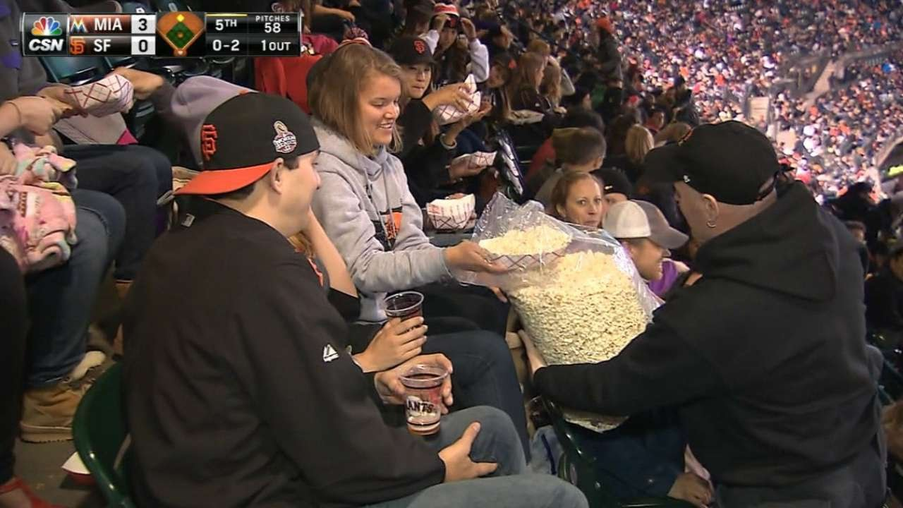 Where To Giant Bags Of Popcorn