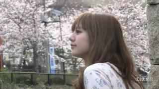美今月の美女暦は、「お花見美女」特集! 日本の最強文化「お花見」をフ...