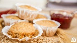 Healthy Oatmeal Muffins - Blendtec Recipes