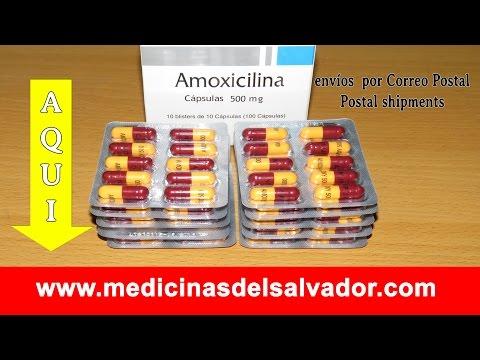 Amoxicilina/Amoxicillin 500mg pídelo/Order here