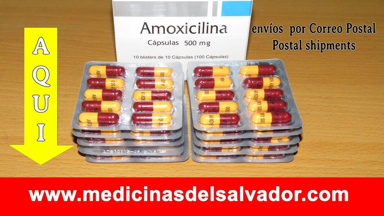que es la amoxicilina 500 mg