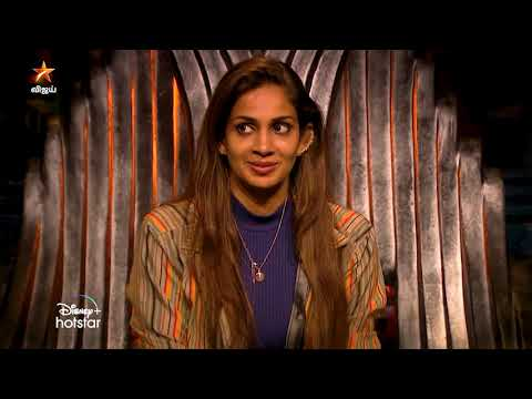 Bigg Boss Tamil Season 4  | 5th November 2020 - Promo 3