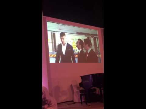 Roman Nikitin's Acceptance Speech at CIPA Awards