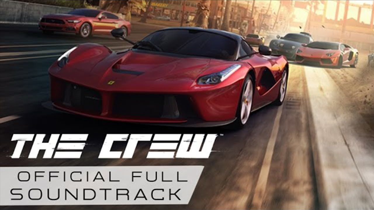 The Crew OST - Heavy as a Feather (Track 02)