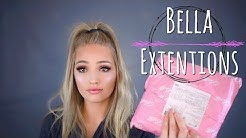 Hi or Bye Free Bella Hair Extensions | Haul & Review