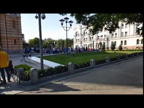Banja Luka the capital  Republika Srpska  بنيا لوكا عاصمة جمهورية صرب البوسنة