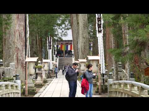 【UNESCO World Heritage】Koyasan Shingon Buddhism Kongobuji explained Okunoin