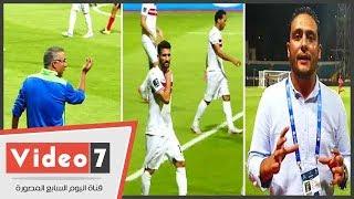 باسم مرسى ينفجر فى وجه إيناسيو :