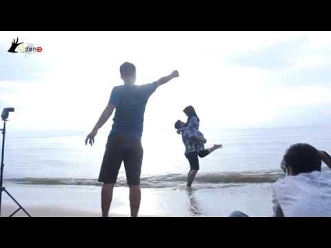 Behind the Scene Prewedding di Pantai Batakan