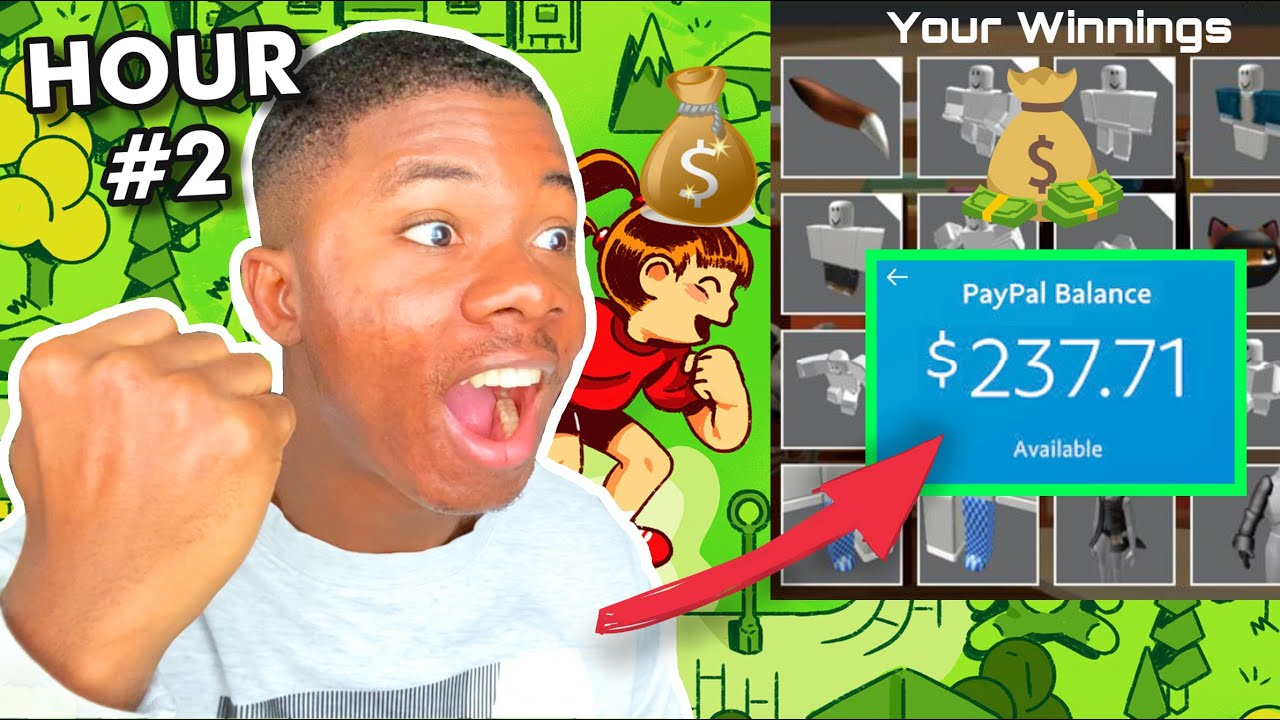 This Game Pays You REAL Money INSTANTLY! (Make Money Online Playing Games)