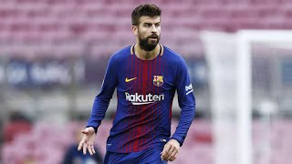 Emotional Piqué offers to end Spain career after Catalonia violence thumbnail