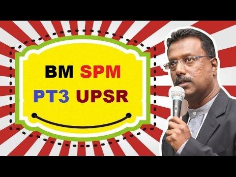 Bahasa Melayu SPM / PT3 / UPSR - Penulisan Karangan
