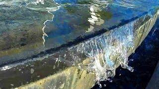 Вода Слоу Моушн. Вода, Скейтборд, Скейтбордисты Слоу Моушн. Video Water Slow Motion. Футажи Слоу Мо