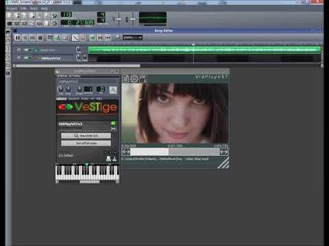 Baixar VidPlayVST Video Player for Audio Workstations