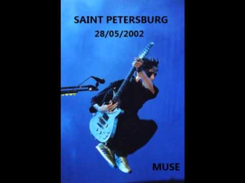 Muse - Youth Palace, St. Petersburg 2002