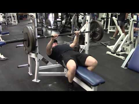 Jason Aren't You Going To Overtrain Benching 3 Times A Week With High Volume!???