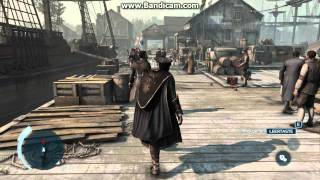 Assassins Creed 3 Gameplay / GTX 670 / i7 2600k / max settings Part 1