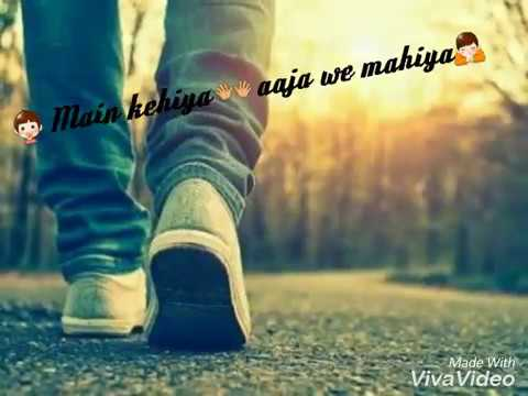 Aja we mahiya song/ whatsapp status /Imran khan
