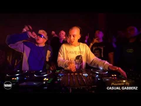 04 Casual Gabberz  - Boiler Room Paris  Fusion Mes Couilles