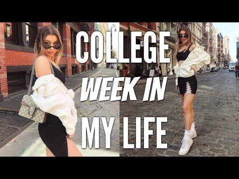 COLLEGE WEEK IN MY LIFE | LAST WEEK OF CLASSES!