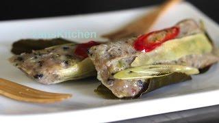 vietnamese escargot chả ốc