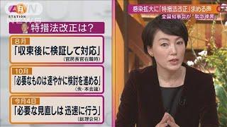"""与党から""""菅総理のリーダーシップ""""に疑問の声(2020年12月20日) - YouTube"""