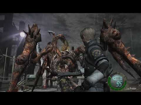 Resident evil 4 - Mod Extreme Condition - Parte 53 - Imposible!