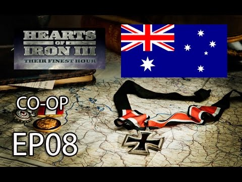 Hearts of Iron III COOP Australia and Canada EP08