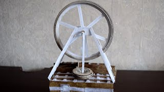 Paper LTD stirling engine
