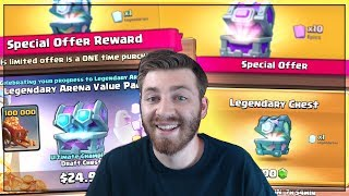 KNOW WHEN EVERY LEGENDARY CHEST & NEW OFFER WILL APPEAR | Clash Royale | HOW TO GET LEGENDARY CHESTS