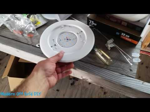 New Off Grid Led Surface Mount Downlight - New Off Grid Home