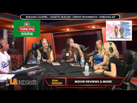 Movie Reviews & More on LA Talk Radio show # 5 August 8, 2017