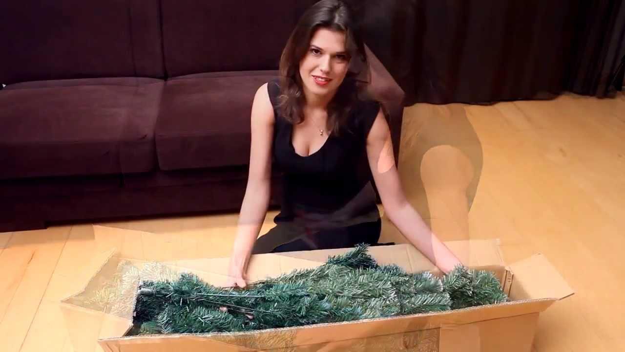 k nstlicher weihnachtsbaum kunstbaum tannenbaum christbaum. Black Bedroom Furniture Sets. Home Design Ideas