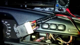 Устанавливаем видеорегистратор с включением записи по зажиганию в ВАЗ