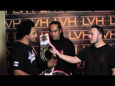 Paea Paongo Discusses His Ten Second KO Victory At LVMMA