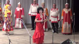 Концерт А.П. Леванова - 60 лет. 1часть.